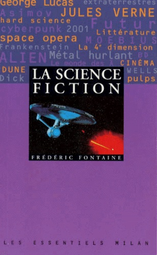 Frédéric Fontaine - La science-fiction.
