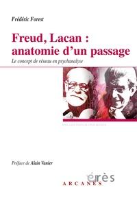 Frédéric Forest - Freud, Lacan : anatomie d'un passage - Le concept de réseau en psychanalyse.