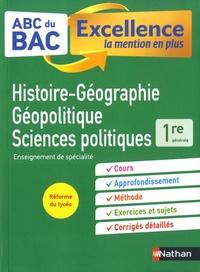 Frédéric Fouletier et Johann Protais - Histoire-Géographie, Géopolitique, Sciences politiques Enseignement de spécialité 1re.