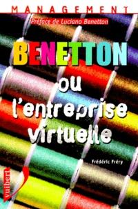 Deedr.fr Benetton ou L'entreprise virtuelle Image