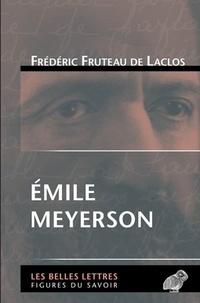 Frédéric Fruteau de Laclos - Emile Meyerson.
