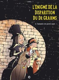 Frédéric Gaéta - L'énigme de la disparition du Dr Grahms Tome 2 : .