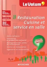 Frédéric Garivet et Christian Cino - Restauration, cuisine et service en salle.