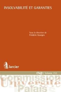 Frédéric Georges - Insolvabilité et garanties.
