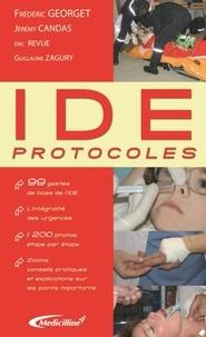 Frédéric Georget et Jérémie Candas - IDE Protocoles.