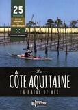 Frédéric Gilbert - La côte aquitaine en kayak de mer.