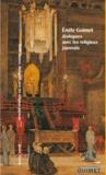 Frédéric Girard - Emile Guimet - Dialogues avec les religieux japonais.