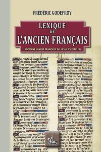 Lexique de lancien français.pdf