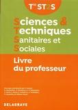 Frédéric Gomel - Sciences & techniques sanitaires et sociales Tle ST2S - Livre du professeur.