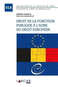 Galabria.be Droit de la fonction publique à l'aune du droit européen Image