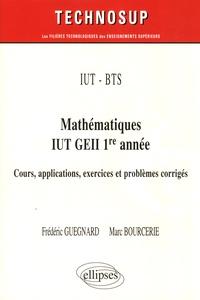 Mathématiques IUT GEII 1re année - Cours, applications exercices et problèmes corrigés.pdf