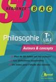 Frédéric Guillaud et Maël Lemoine - Philosophie Tles L, ES et S - Auteurs et concepts.