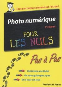 Frederic-H Jones - Photo Numérique pour les Nuls.