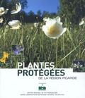 Frédéric Hendoux et Jean-Christophe Hauguel - Plantes protégées de la région Picardie.