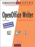 Frédéric Hepner - OpenOffice Writer - Traitement de texte.