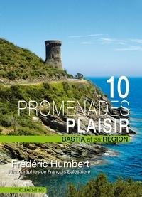 "Frédéric Humbert - 15 promenades ""Plaisir"" Nebbiu Bastia."
