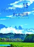 "Frédéric Humbert - 15 promenades ""plaisir"" - Bavella à Bonifacio."
