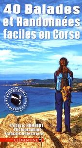 40 balades et randonnées faciles en Corse - Frédéric Humbert pdf epub