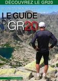Frédéric Humbert - Le guide du GR20 - De Conca à Calenzana à pied sur la ligne de partage des eaux.