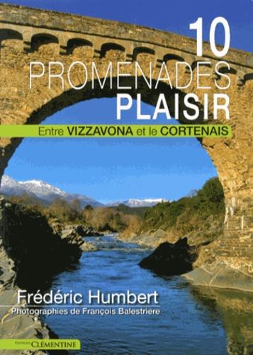 Frédéric Humbert - Promenades plaisir entre Vizzavona et le Cortenais.