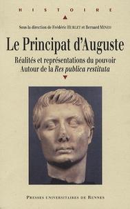 Frédéric Hurlet - Le Principat d'Auguste - Réalités et représentations du pouvoir, Autour de la Res publica restituta.