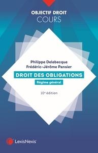 Frédéric-Jérôme Pansier et Philippe Delebecque - Droit des obligations - Régime général.