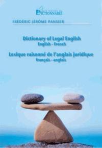 Lexique raisonné de langlais juridique français-anglais et anglais-français.pdf