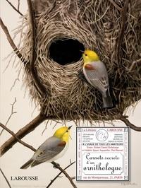Frédéric Jiguet et Robert-Daniel Etchécopar - Carnets secrets d'un ornithologue.