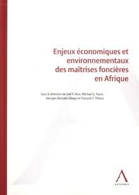 Deedr.fr Enjeux économiques et environnementaux des maîtrises foncières en Afrique Image
