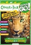 Frédéric Joly - Safari Go ! - Cahier de jeux Léopard.
