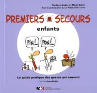 Premiers secours enfant - Le guide pratique des gestes qui sauvent.pdf