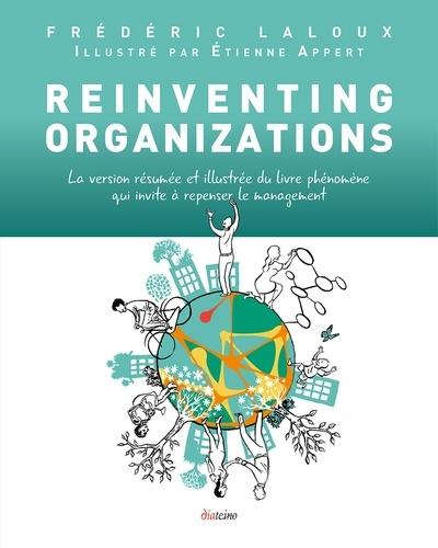 Reinventing Organizations illustré - 9782354562502 - 10,99 €