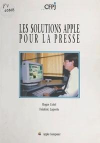 Frédéric Laporte et Roger Cotel - Les solutions Apple pour la presse.