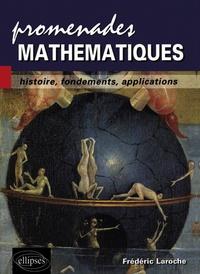 Frédéric Laroche - Promenades mathématiques - Histoire, fondements, applications.
