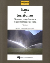 Histoiresdenlire.be Eaux et territoires - Tension, coopérations et géopolitique de l'eau Image