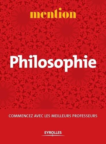 Philosophie. Commencez avec les meilleurs professeurs