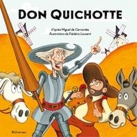 Frédéric Laurent et Pierre Crooks - Don Quichotte.