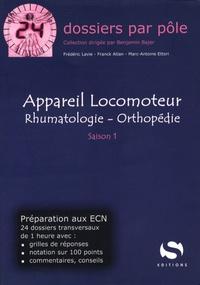 Frédéric Lavie et Franck Atlan - Appareil locomoteur - Rhumatologie-orthopédie.