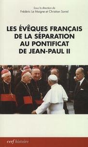 Sennaestube.ch Les évèques français de la séparation au pontificat de Jean Paul II - Actes du colloque de Lyon (18-19 novembre 2010) Image