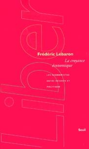 Frédéric Lebaron - .