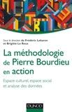Frédéric Lebaron et Brigitte Le Roux - La méthodologie de Pierre Bourdieu en action - Espace culturel, espace social et analyse des données.