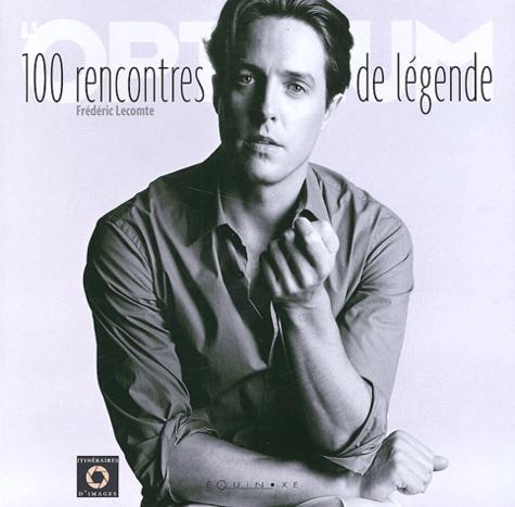 Frédéric Lecomte - 100 rencontres de légende.