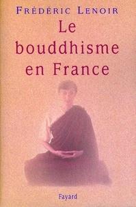 Frédéric Lenoir - Le bouddhisme en France.