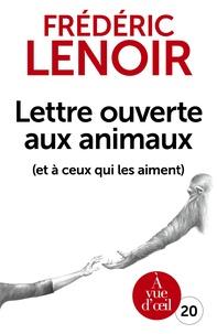 Deedr.fr Lettre ouverte aux animaux (et à ceux qui les aiment) Image
