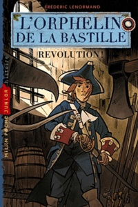 Alixetmika.fr L'orphelin de la Bastille Tome 2 Image
