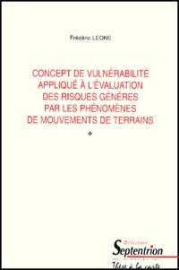 Deedr.fr Concept de vulnérabilité appliqué à l'évaluation des risques générés par les phénomènes de mouvements de terrains Image