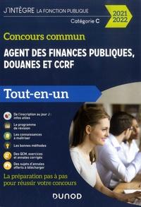 Frédéric Lephay et Pierre Siroteau - Concours commun Agent des finances publiques, douanes et CCRF - Catégorie C Tout-en-un.