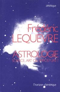 Frédéric Lequèvre - .