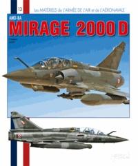 Frédéric Lert - AMD-BA Mirage 2000 D.