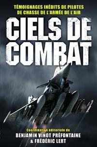 Ciels de combat - Témoignages inédits de pilotes de chasse de larmée de lair.pdf